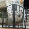 Australia Garden Iron Gates {HB-095}