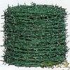 hot sale pvc coated double twist barbed wire--26 years factory