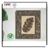 14 Inches Bronze Resin Wall Plaque