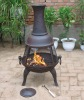 cast iron chimney
