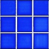 glazed general blue mosaic tile with cheap price of foshan producer
