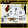fine porcelain/ceramic mugs with tranditional decoration