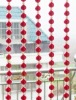 round ball pearl chains for party ,event or home decoration