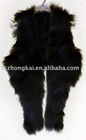 ladies fashion fox fur vest