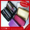 credit card holder Aluminium Wallet