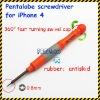 0.8mm pentalobe screwdriver for iPhone 4