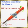 0.8mm pentalobe screwdriver for iPhone 4