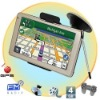 5 inch TFT touch screen GPS navigation( Free 4GB flash memory)
