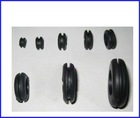Silicone small rubber washer
