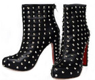 2012 newest ladies high heel boots with popular style and wholesale price