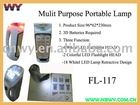 multi purpose portable lamp Fl-117