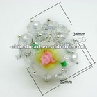 Fashion Crystal Rings popular rings for party for gift