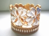 """2.5""""x3"""" Poly Candle Holder"""