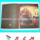 printed elegant brochure
