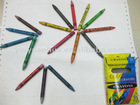 Higher quality crayons for kids