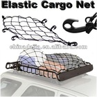 Large bungee elasticated cargo luggage net
