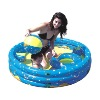 Inflatable 3-Ring Pool