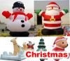 father Christmas inflatables