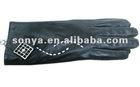 2012 Latest Style Genuine Leather Women Glove