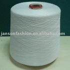 100 polyester spun yarn dyed