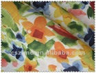 Perfect printed 55 linen 45 cotton blended fabric