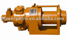 Remote Controlled Pneumatic Winch for offshore oil and gas