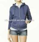 fashion lady hoodie factory in guangzhou