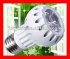 E27 LED 4.5W 260Lm 3pcs Epistar 45mil 1W LED