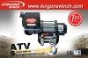 ATV winches for ships ATV-3000C small winch