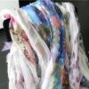 Fashion Colorful Elastic Scarf