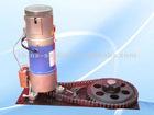 Medium-duty Helical Gear Fire-proofing Roller Motor