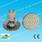1.5w GU10 high bright 80-90lm led smb bulb