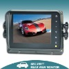 5.6-inch digital rear view touch buttons car monitor