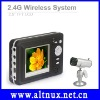 2.4ghz wireless cctv dvr recorder SN82
