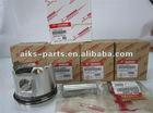 for YANMAR 4TNV98 diesel engine cylinder liner kit