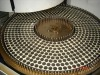 Double disc CBN surface abrasive pad/abrasive disc/polsihing disc