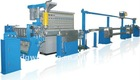 Low smoke zero halogen wire cable extrusion production line wire cable machine