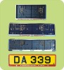 Car License plate frame(LY-E02 LY-E01)