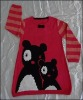 kids cotton pullover sweater 12GG