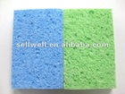 2012 Hot Selling! cellulose sponge material