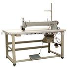 Mattress machine long arm trade mark zigzag sewing machine