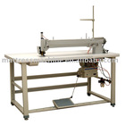 Mattress machine long arm trade mark zigzag sewing machine