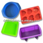 3d silicone molds for cake bakeware