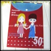 A4 Plastic File Bag