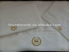 bath linen set/ cotton towel set/ hotel towels
