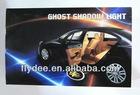 G2 high bright 3W car LED car logos shadow lamps car welcome lamp