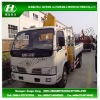 DFAC 4*2 Truck With Crane, 2000 kg Folding boom crane, 2 ton Knuckle crane