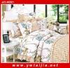 4PCS 100%cotton queen size bedding sets