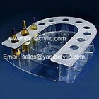 simply design acrylic wine holder