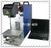 20W Mini Fiber Metal Laser Marking Machine with CE PEDB-400